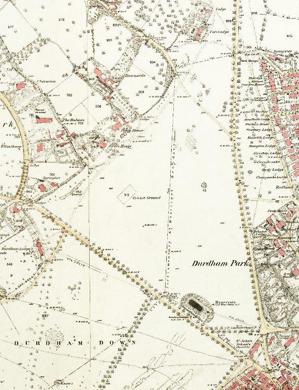 Durdham Downs 1880
