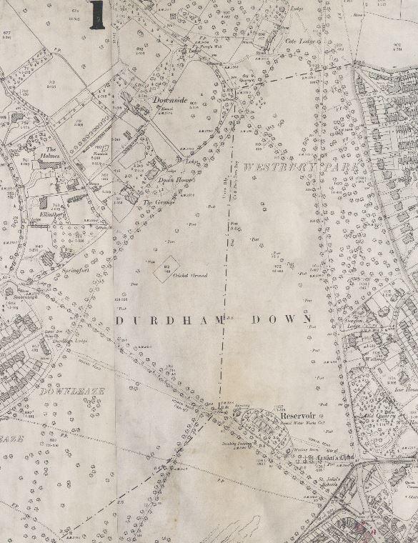 Durdham Downs 1900
